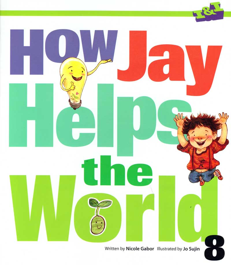 How Jay Helps the World cover art