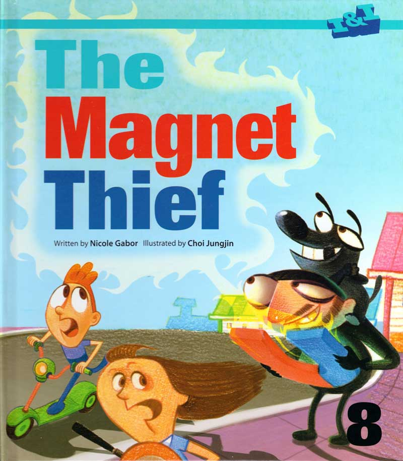 The Magnet Thief cover art